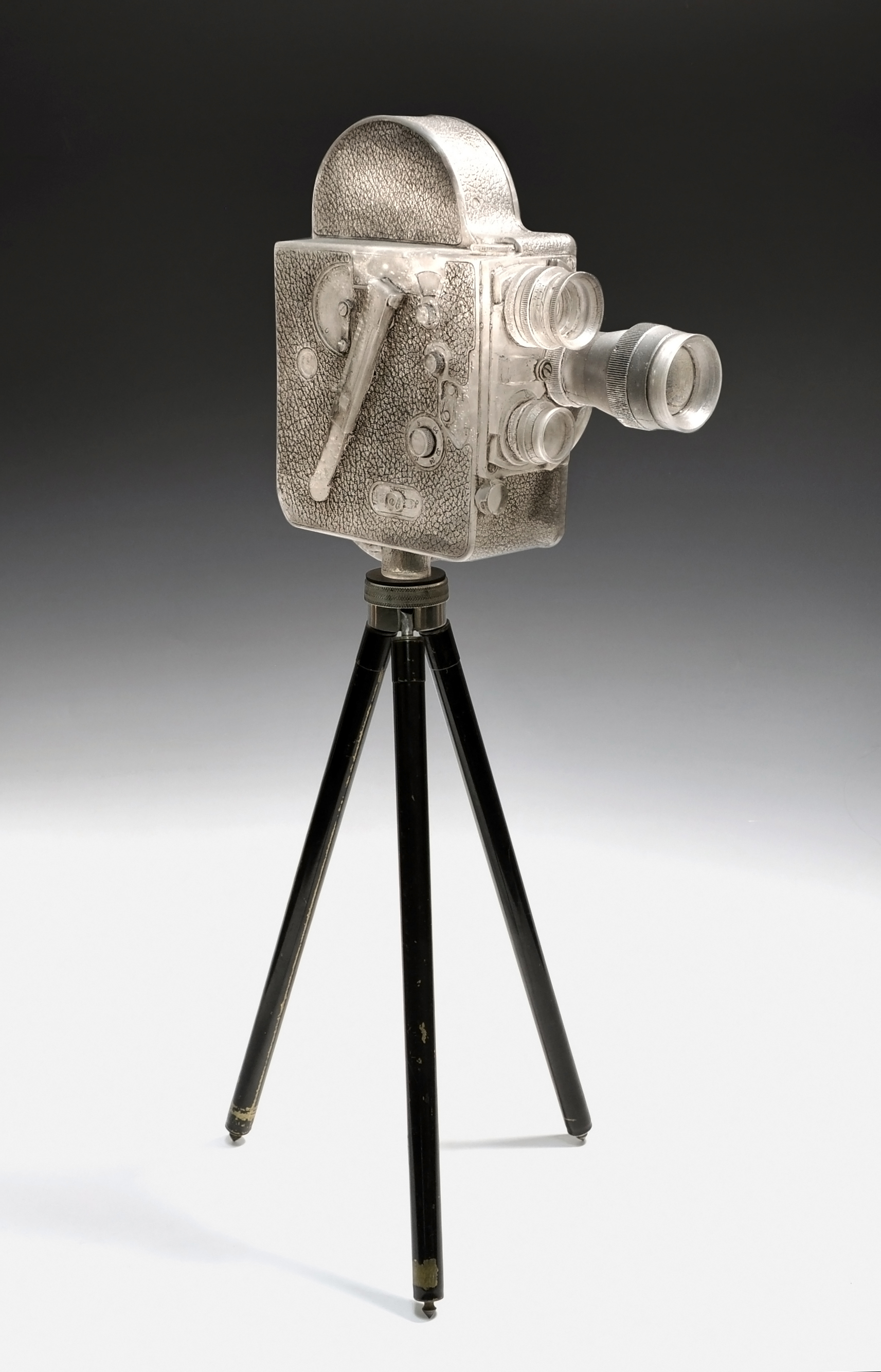 "Josh Hershman Glass Camera ""Bolex"""